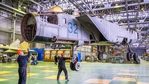 Tuyên bố cho nghỉ hưu nhưng Nga khôi phục cả trăm MiG-31