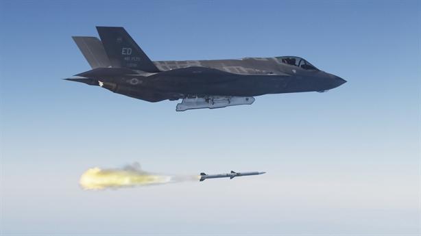 Tên lửa ngoại cứu tinh cho tiêm kích F-35