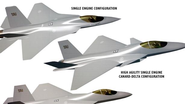 Tiêm kích TF-X thế hệ 5, Thổ muốn sánh ngang với Nga-Mỹ