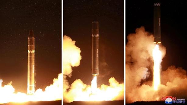 Nguồn gốc tên lửa Hwasong 15 của Triều Tiên