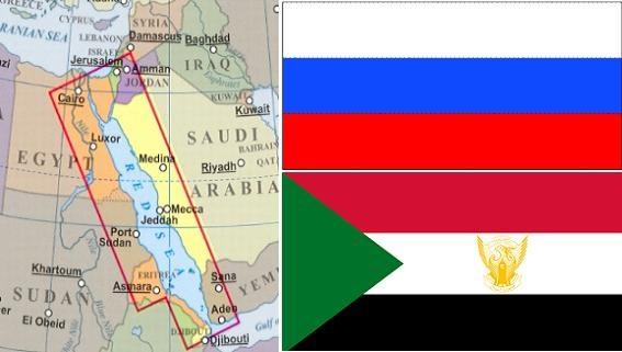 Lập căn cứ Sudan: Nga trấn Suez, kiểm soát Địa Trung Hải