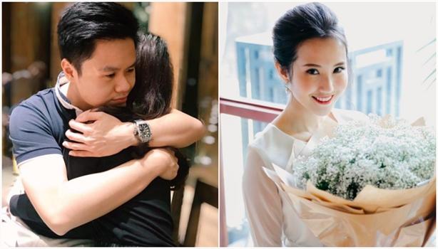 Primmy Trương 'bật đèn xanh' cho Phan Thành chuyện lâu dài