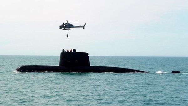 Toàn bộ thủy thủ tàu ngầm San Juan đã thiệt mạng