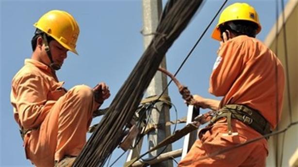 Giá điện chính thức tăng lên 1.720 đồng/kWh từ 1/12