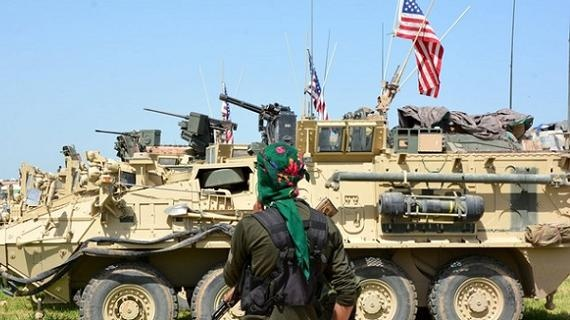 Đánh dấu 13 kho đạn SDF, Thổ Nhĩ Kỳ nhắn gì Mỹ?
