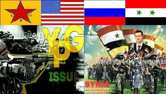 Tiết lộ sốc: Bóng ma SDF và kế hoạch lập quốc YPG