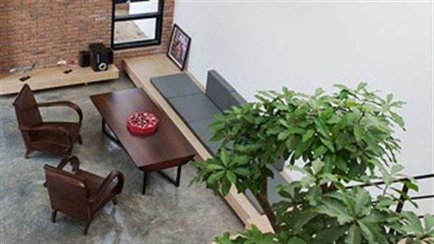 Ngôi nhà ở Đắk Lắk nổi bật trên tạp chí nước ngoài
