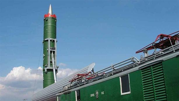 Nga có nên ngừng phát triển tàu hỏa hạt nhân Barguzin?