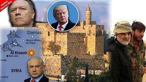 Mỹ tung 4 đòn cực hiểm, xoay chuyển cục diện Trung Đông