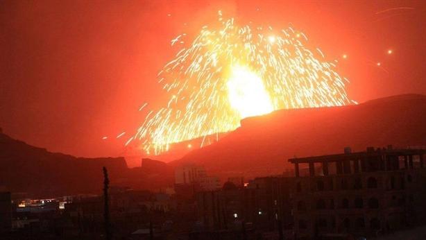 Tên lửa Houthi đánh trúng nhà máy điện hạt nhân của UAE
