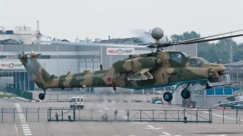 Nga cấp tốc sản xuất Mi-28NM cứu vớt danh tiếng từ Syria