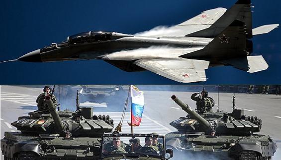 Tặng MiG-29, biếu T-72, Nga xóa ảnh hưởng của NATO ở Serbia