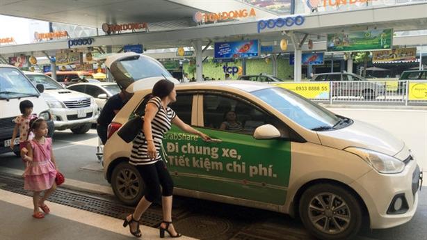 Dừng thí điểm Uber, Grab: Đà Nẵng đợi kết quả thực hiện