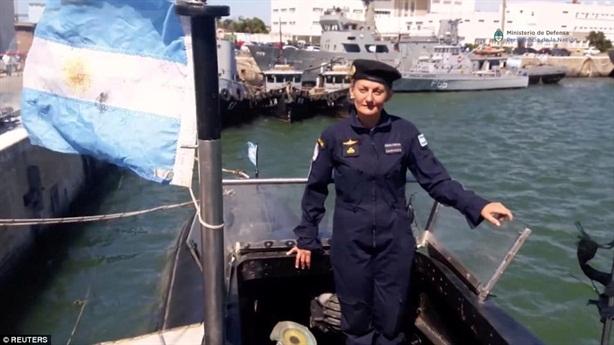 Tàu ngầm Argentina không được hồi đáp khi phát tín hiệu khẩn