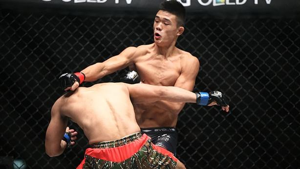 'Kẻ hủy diệt' trẻ tuổi trong làng MMA