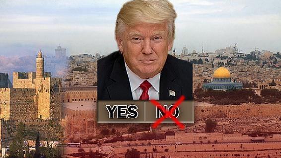 Jerusalem: Bài toán 'không-không' và giải pháp Bức tường Berlin