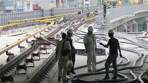 Đường sắt Cát Linh - Hà Đông: Lùi chạy thử 11 tháng