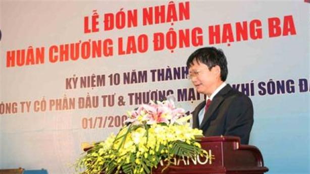 Ông Đinh Mạnh Thắng bị bắt tạm giam