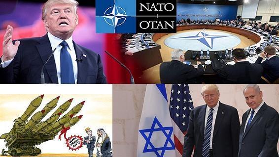 'Hợp đồng chính trị' của Trump biến Mỹ thành 'lính đánh thuê'