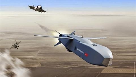Đòn đánh sấm sét của F-35