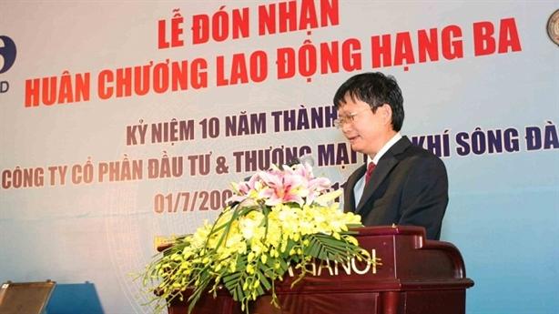 Động thái của ông Đinh Mạnh Thắng ở Dầu khí Sông Đà