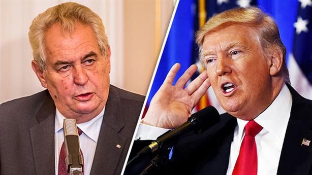 Tổng thống đầu tiên ủng hộ Donald Trump công nhận Jerusalem