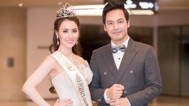 MC Phan Anh vướng lùm xùm thi Hoa hậu: Lạ gì đâu!