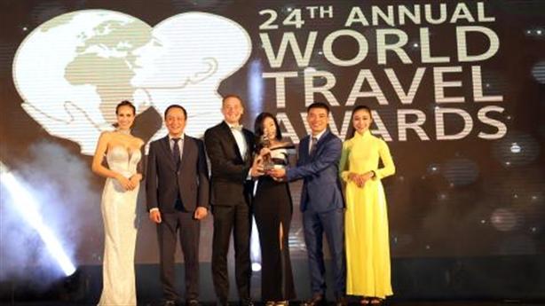 World Travel Awards 2017 dồn dập trao cho Việt Nam
