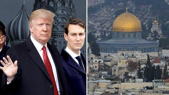 Công nhận Jerusalem: Mối quan hệ tay ba bí ẩn Nga-Mỹ-Israel