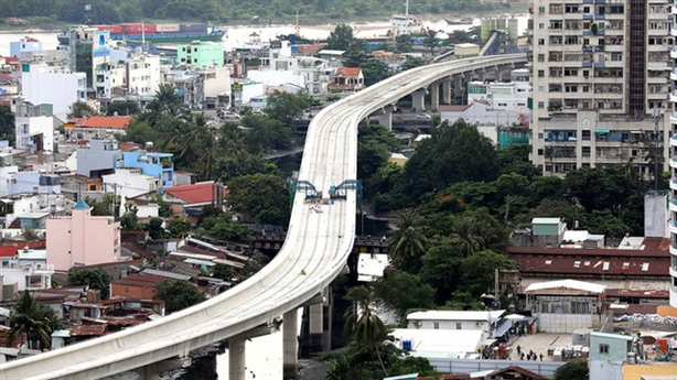 TP.HCM kéo dài metro số 1: Hơn 21.000 tỷ làm được gì?