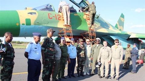 Hình ảnh mới nhất của Su-30K từng bị Việt Nam từ chối