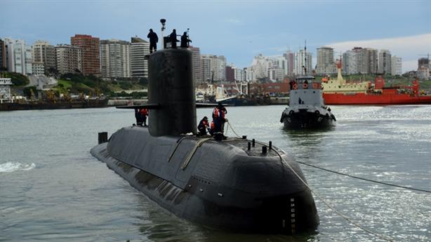 Argentina chỉ thủ phạm khiến tàu ngầm mất tích