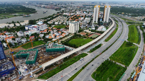 TP.HCM kéo dài metro số 1: Tiền đâu?