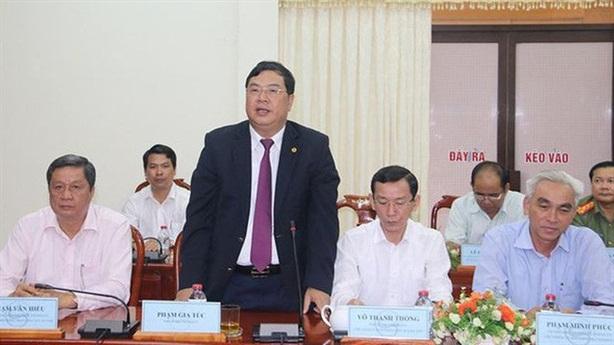 Phó Bí thư Cần Thơ giữ chức Phó Ban Nội chính TƯ