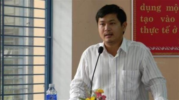 Ông Lê Phước Thanh nói gì sau khi UBKTTƯ công bố?