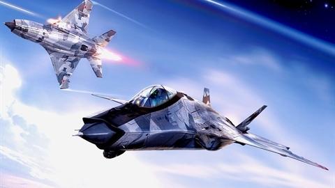 Mỹ: Tiêm kích PAK DP bay Mach.4 và đánh chặn siêu thanh