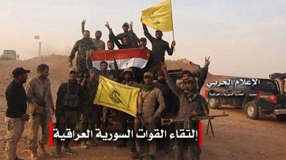 Israel bất lực nhìn quân Iran diễu hành từ Iraq sang Syria