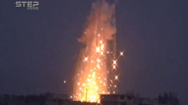 Phiến quân kinh hoàng với bom khoan hai chục mét của Nga
