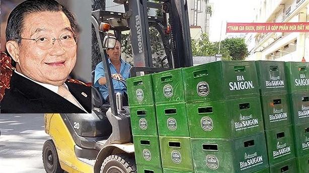 Tỷ phú Thái Lan nào mua thành công Sabeco?