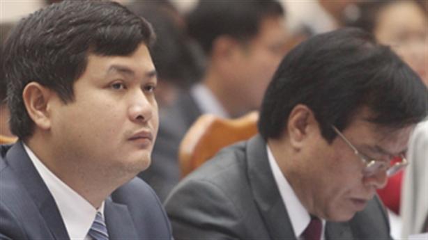 Ông Lê Phước Hoài Bảo xin nghỉ phép: Anh em gánh việc