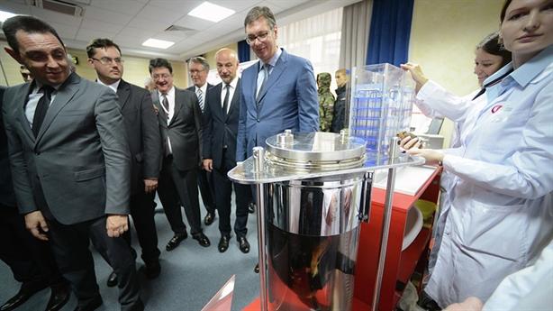 Nga có công nghệ hít thở trong chất lỏng