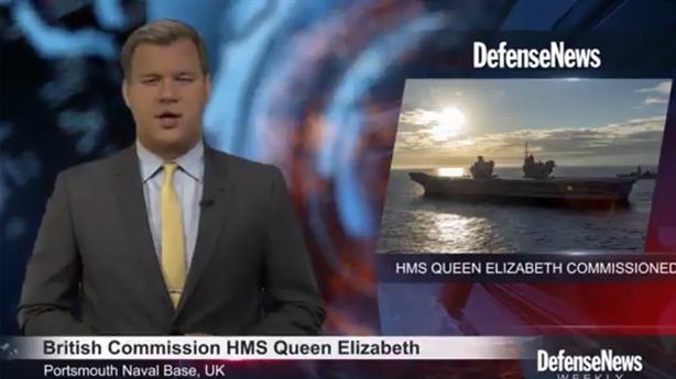 Ai bỏ tiền vá siêu tàu sân bay HMS Queen Elizabeth?