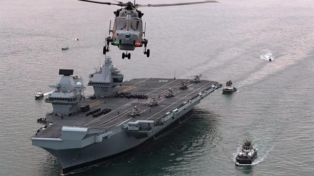 Nga chỉ nguyên nhân NATO thất bại với những siêu hạm
