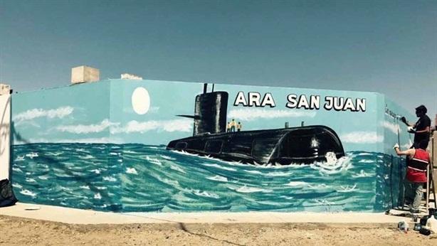 Nga truy tìm tín hiệu thủy âm tàu Argentina