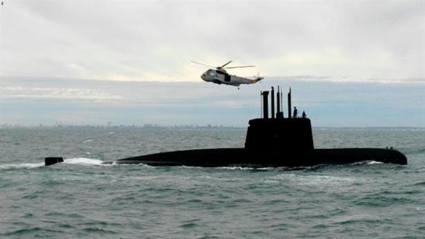 Tìm tàu Argentina: Siêu tàu Nga vẫn chưa đến nơi tìm kiếm