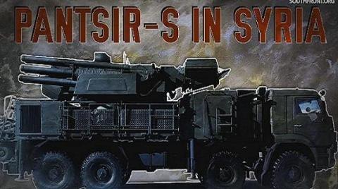 Pantsir-S1 lập đại công, ăn đứt Patriot-Iron Dome của Mỹ/Israel?