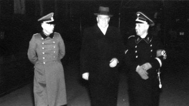 Trùm Gestapo Henrick Muller đã biến đi đâu?