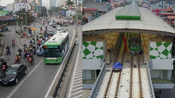 Ngân hàng TQ chi tiền, đường sắt Cát Linh vận hành sớm?