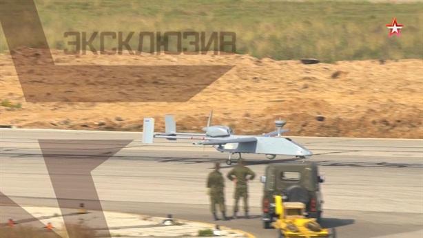 Nga vẫn dùng UAV ngoại khi giảm máy bay tại Syria