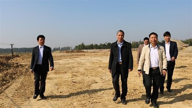 Chủ tịch huyện Quốc Oai vắng mặt bất thường